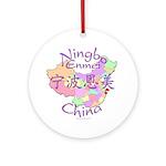 Enmei Ningbo Ornament (Round)