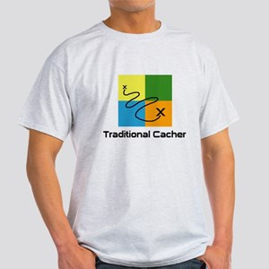 Traditional Cacher Light T-Shirt