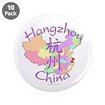Hangzhou China Map 3.5