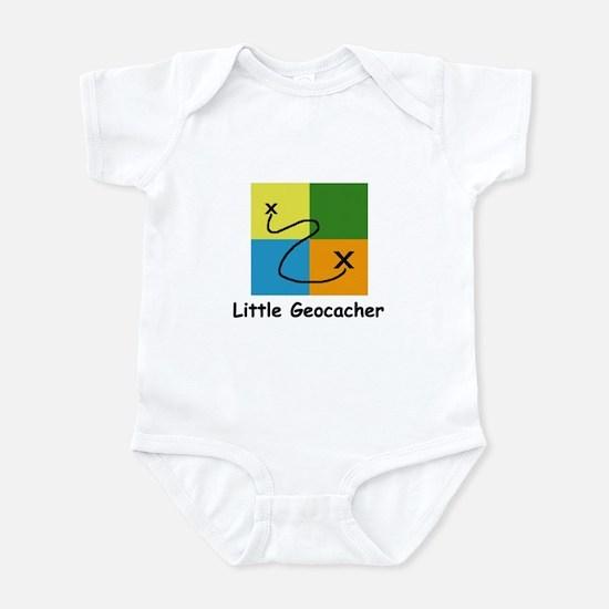 Little Geocacher Infant Bodysuit