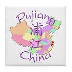 Pujiang China Tile Coaster