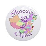 Shaoxing China Ornament (Round)