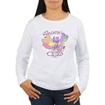 Shaoxing China Women's Long Sleeve T-Shirt