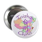 Taizhou China Map 2.25
