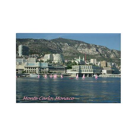 Monte Carlo 2 Rectangle Magnet