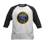USS BARBEL Kids Baseball Jersey