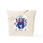 Manzini Family Crest Tote Bag