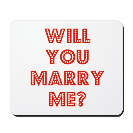 Image of: Humor Retro Will You Marry Me Mousepad Kisspng Will You Marry Me Love Marriage Funny Humour Tablet Cases Covers