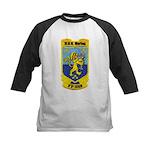 USS BARBEY Kids Baseball Jersey