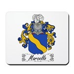 Marcello Family Crest Mousepad