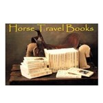 Horse Travel Books Postcards (Package of 8)