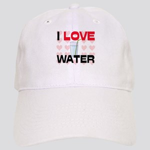 I Love Water Cap