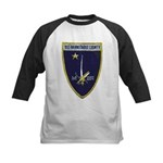 USS BARNSTABLE COUNTY Kids Baseball Jersey