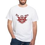 True Love Waits White T-Shirt