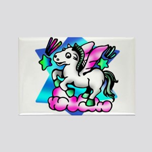 Pegasus Rectangle Magnet