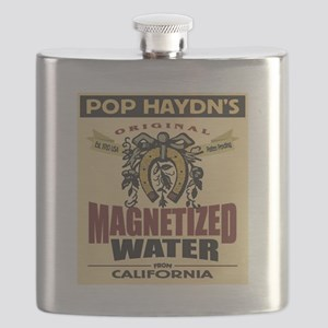 Magnetized Water Flask