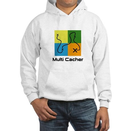 Multi Cacher Hooded Sweatshirt