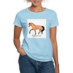 Dun Highland Pony Women's Light T-Shirt