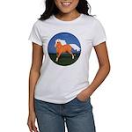 Galloping Haflinger Women's T-Shirt