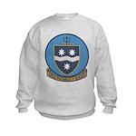 USS BRINKLEY BASS Kids Sweatshirt