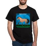 Dun Highland Pony Dark T-Shirt