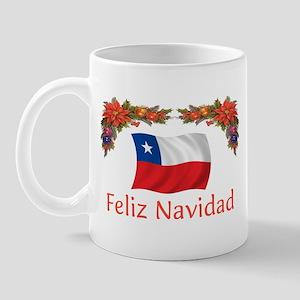 Chile Feliz Navidad 2 Mug