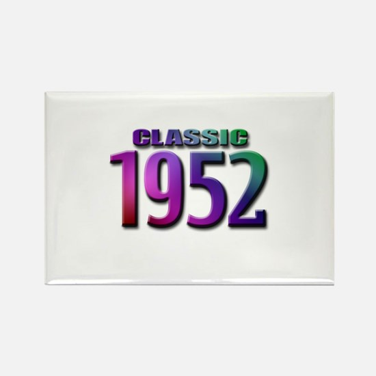 classic 1952 Rectangle Magnet (10 pack)
