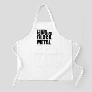 Norwegian Black Metal BBQ Apron