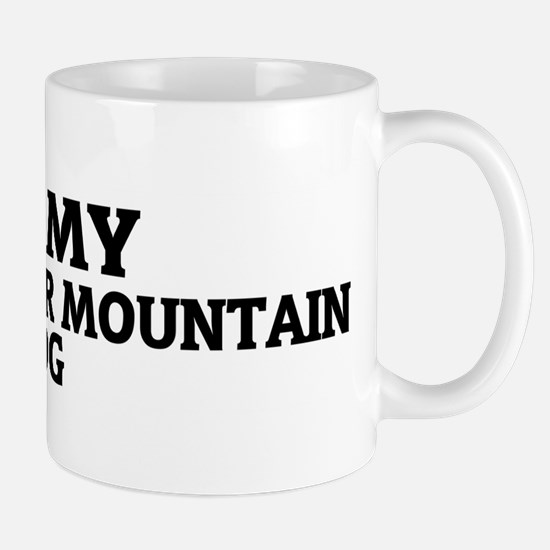 I Love My Entlebucher Mountai Mug