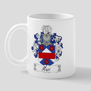 Masi Family Crest Mug