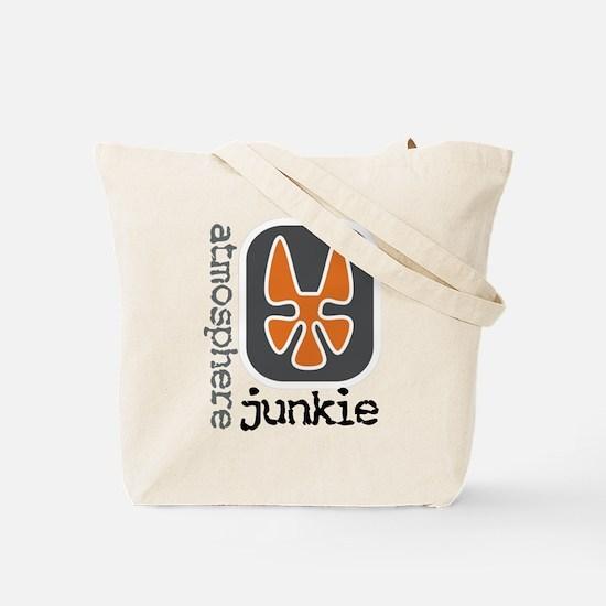 Atmosphere Junkie T-Shirt Tote Bag