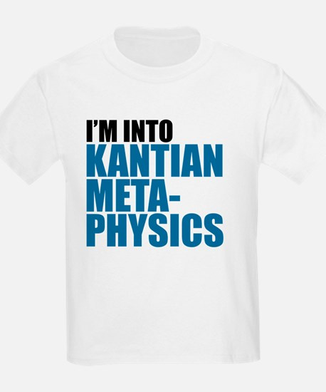 Kantian Metaphysics T-Shirt
