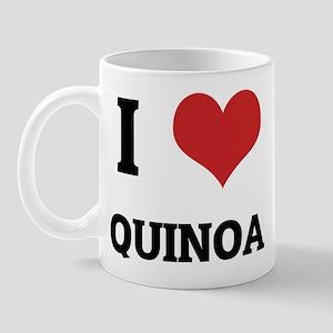 I Love Quinoa Mug