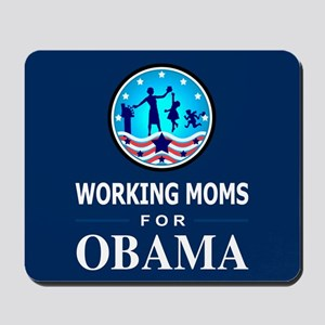 Working Moms Obama Mousepad
