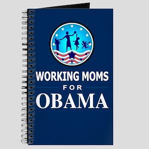 Working Moms Obama Journal