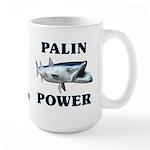 Palin Power Large Mug