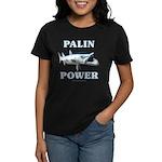 Palin Power Women's Dark T-Shirt