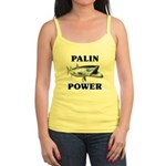 Palin Power Jr. Spaghetti Tank