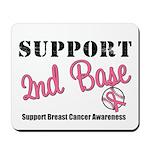 BreastCancerSecBase Mousepad
