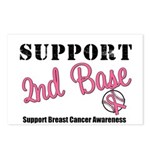 BreastCancerSecBase Postcards (Package of 8)
