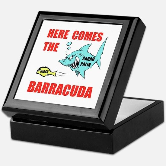 BARRACUDA Keepsake Box