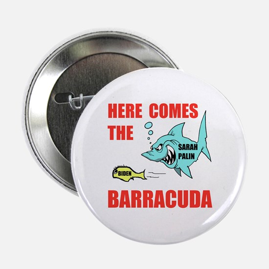 "BARRACUDA 2.25"" Button"