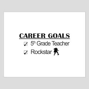 5th Grade Teacher Career Goals Rockstar Small Post