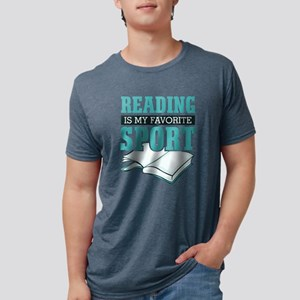 Reading is my favorite sport 2 T-Shirt