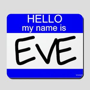 """Eve"" Mousepad"
