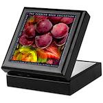 Grapes Fruit Keepsake Box