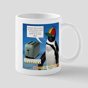 Laws of Physics Mug