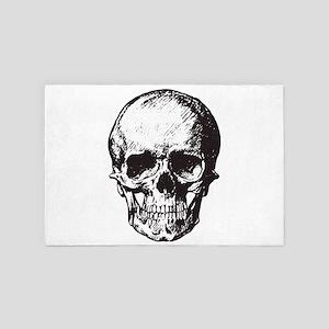 Skull I 4' x 6' Rug