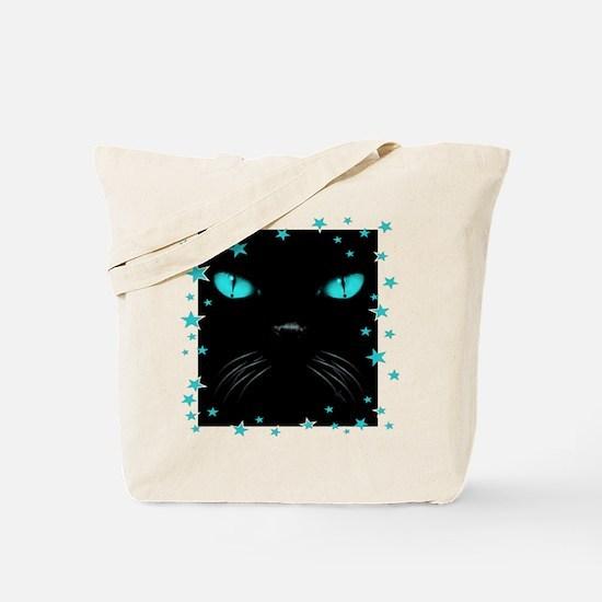 Boo - Aquamarine Tote Bag