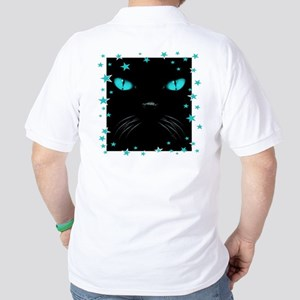 Boo - Aquamarine Golf Shirt